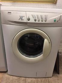 Zanussi washing machine, tested and guaranteed