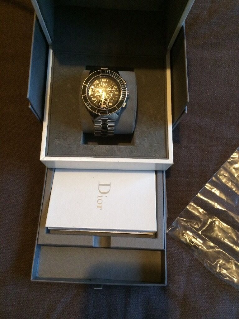 Original Christian Dior watch ladies