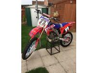Honda Crf250 exceptionally clean bike!!!