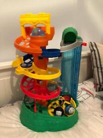 My First Thomas and Friends Rail Rollers spiral station