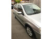 Vauxhall corsa 04 79000 mikes