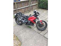 Wk sp125 n 125cc motorbike (spaires or repairs)