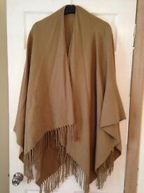 Ladies new look blanket wrap