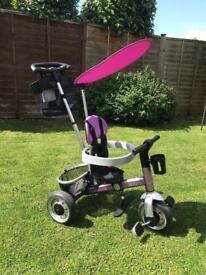 Avigo Trike purple