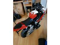 Bmw s 1000 rr kids electric motorbike 12v