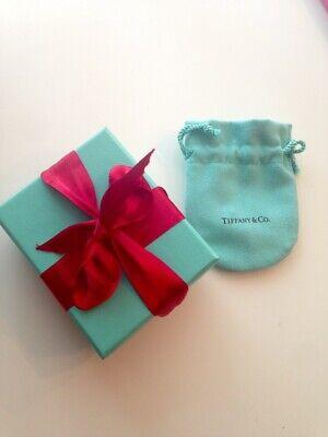 Tiffany & Co Gift Box Pouch Red Ribbon VALENTINE'S (Tiffany & Co Ribbon)