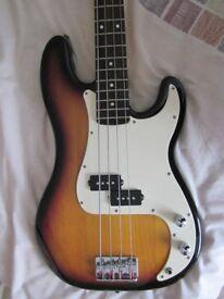 Fender Squier Precision Bass