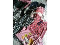 5/6 GIRLS CLOTHES BUNDLE 200 ITEMS