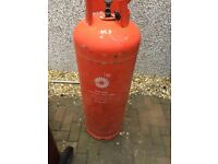 Propane gas bottle 47 kg