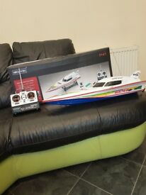 Remote control 7000 speed boat
