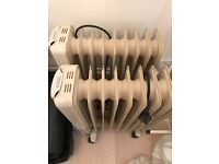 4 Electric heaters for sale