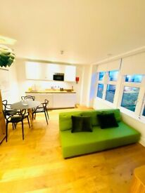 *** BEAUTIFUL flat with Bourne Gardens VIEW, very modern ***