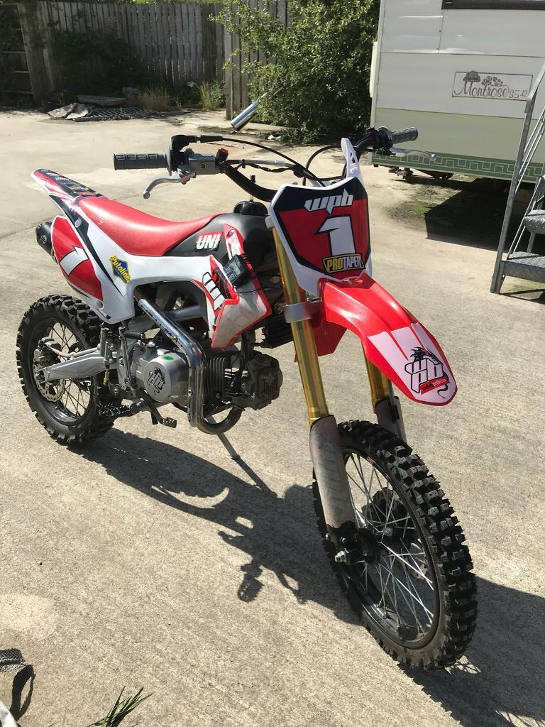 Stomp 140 140r WPB Big frame crf110 ( pitbike pit bike 140 | in Coleraine,  County Londonderry | Gumtree