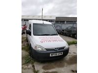 Good condition mot tills march 15 solid under neath not running need to be tower away