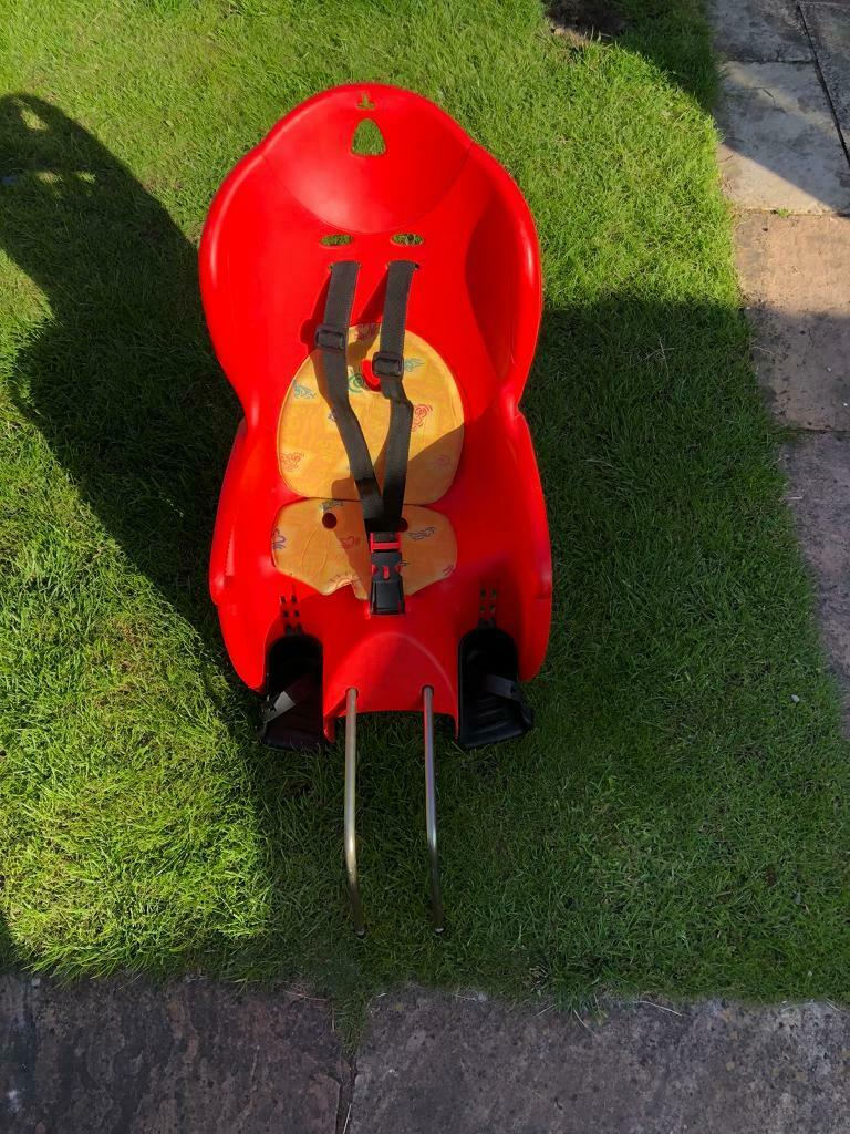 Picture of: Halfords Child Bike Seat In Telford Shropshire Gumtree