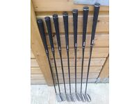 left hand clevland golf clubs