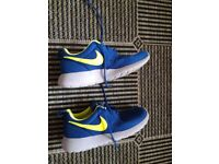 Nike size 4.5 ladies running shoes