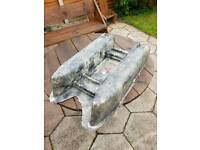 Bait boat hull mould