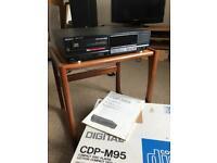 Sony CDP-M95 CD Player