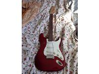 Johnson Strat Style Guitar