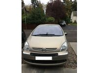 Citroen picasso, 1.6 hdi Exclusive, 2007 plate. ( bargain )