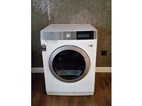 AEG Tumble dryer 9kg heat pump A++ Energy rating Top of the range appliance SOLD