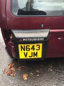 Mitsubishi Shogun 1997 mod