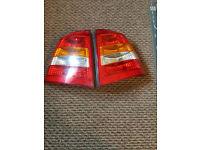 Vauxhall Astra Rear Light