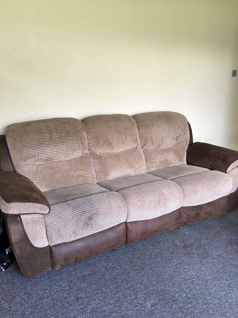 Prime Reclining Sofa For Sale In Liverpool Merseyside Gumtree Pdpeps Interior Chair Design Pdpepsorg