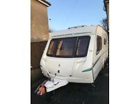 Abbey Aventura 320 4-Berth Caravan
