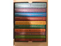 Lemony Snicket's A Series of Unfortunate Events Books 1-10