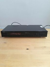 Denon TU-260L Precision Audio AM-FM Stereo Radio Tuner Hi-Fi Separate Black