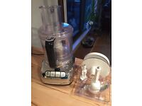 Dualit Food Processor - Like New