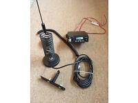 CB multi channel radio transceiver