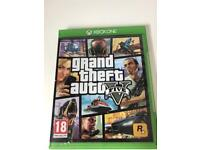 Grand Theft Auto 5 GTA Xbox One Game