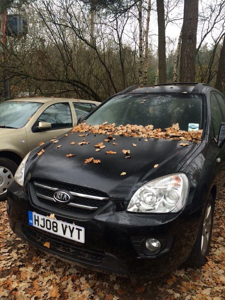 Kia carens auto Spairs or repairs 08 plate