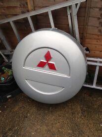 Shogun wheel and cover