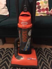 Vax hoover vacuum cleaner