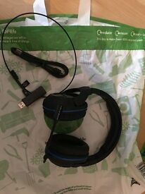 Turtle beach headset PS4
