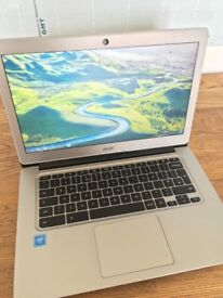 """Immaculate Acer 14"""" Chromebook"""