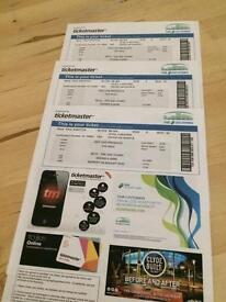 Who tickets