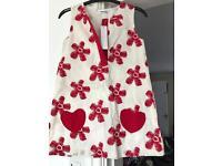 Girls Ladybird dress age 6-7 BNWT