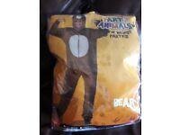 Smiffys large adult bear costume
