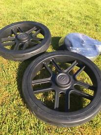 Replacement wheels for Uppababy Vista 2014