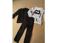 Boys jeans, tshirt and jumper size 5-6