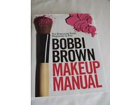 Fabulous Bobbi Brown Makeup Manual RRP £25