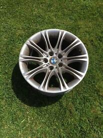 BMW. M Sport alloy wheel