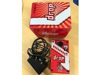 Digitech Drop - Guitar Effects pedal