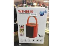 Ws-2616 speaker