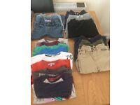Boys 12-18 months large bundle of clothes